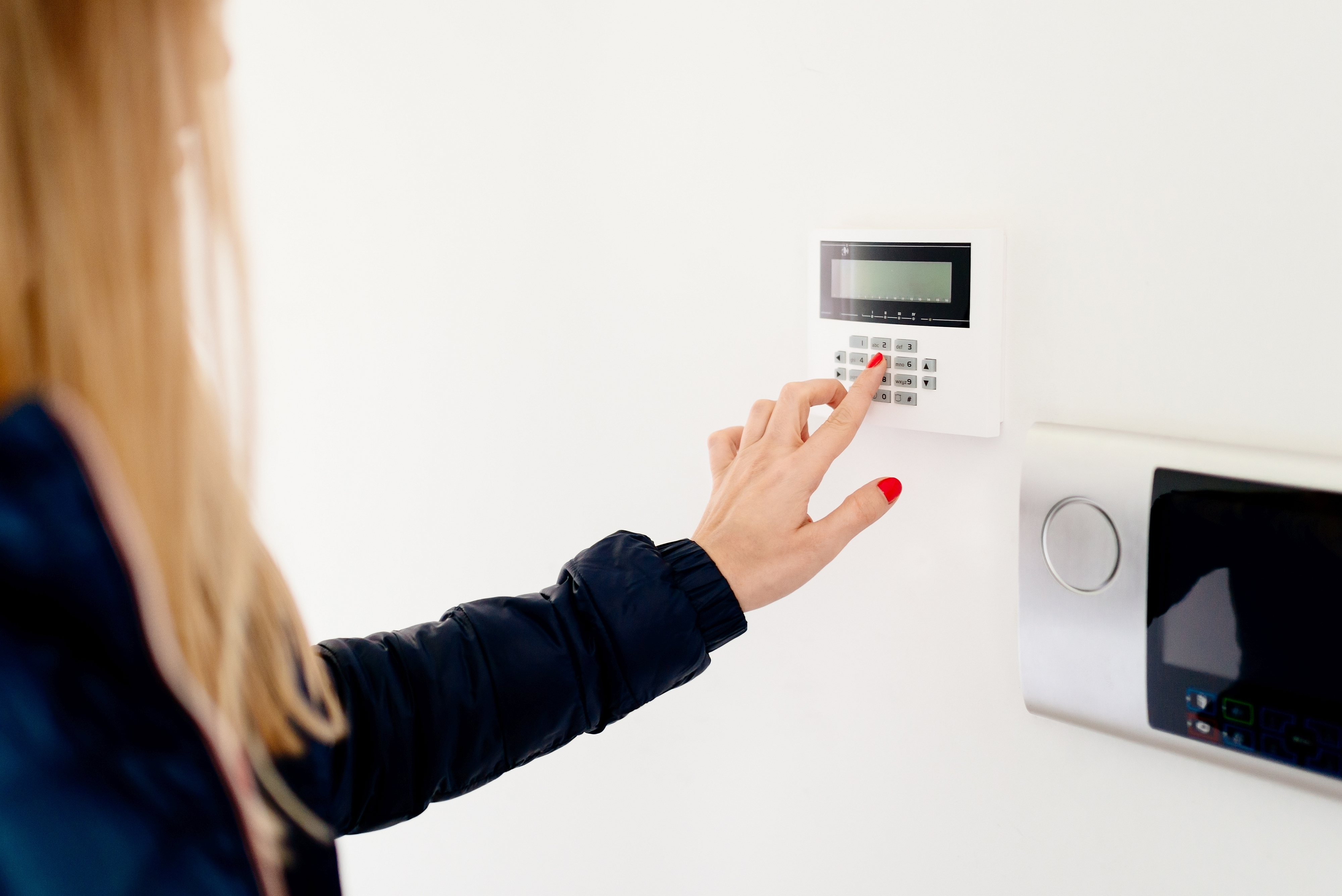 Security and Fire Detection Systems
