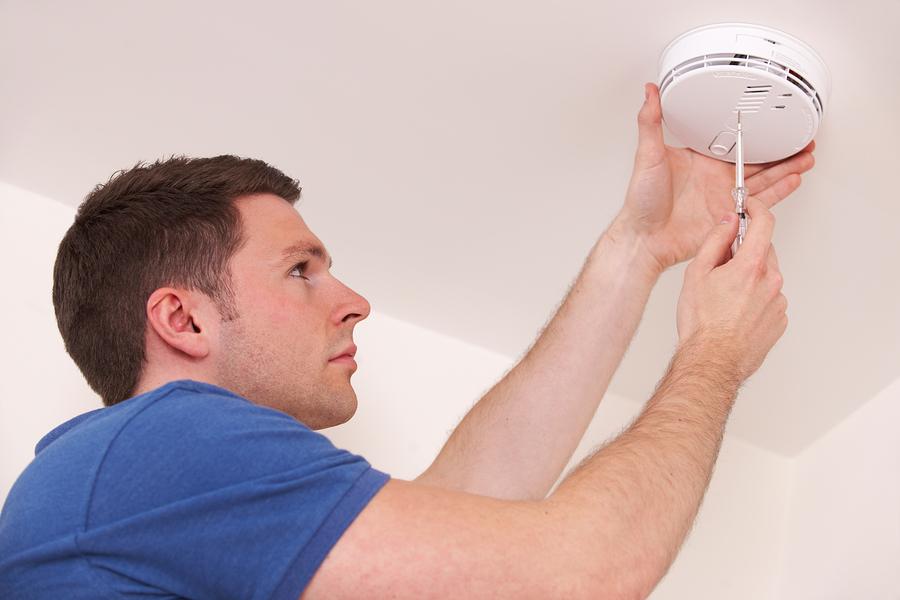 Carbon Monoxide Detection System DFW