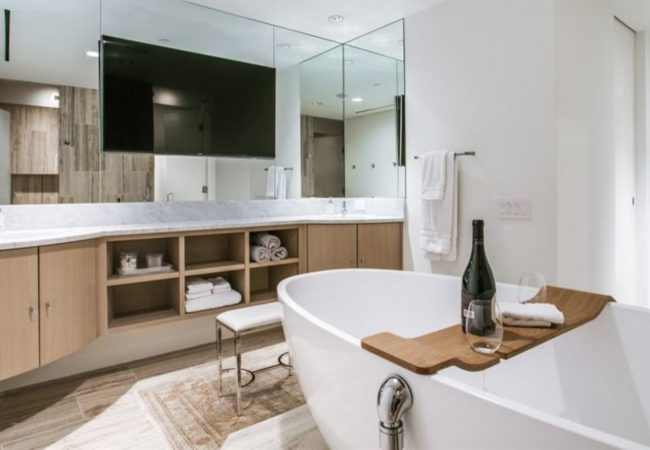 Modern Bathroom Dallas